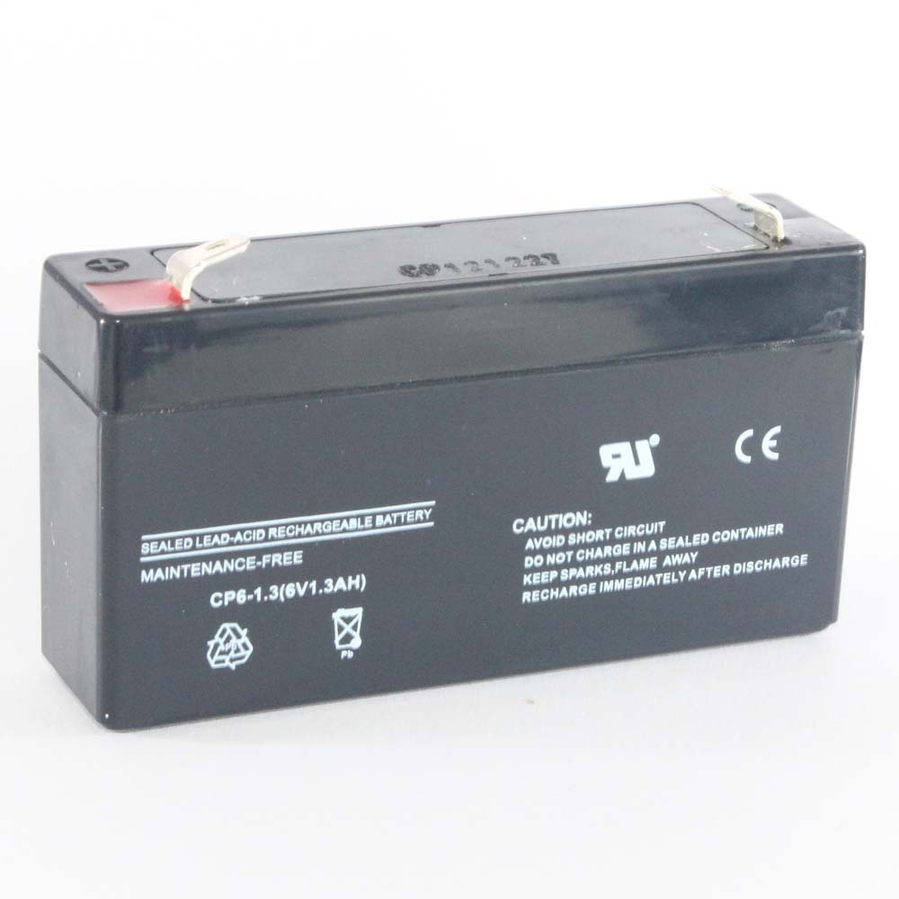 Cp6 13 Sealed Lead Acid Battery 6v 13ah Portable Power Technology Sealedleadacid Charger Circuits